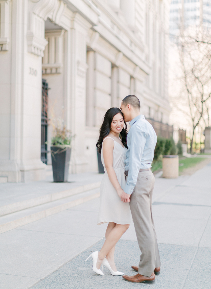 Osgoode Hall Downtown Toronto Engagement | Michelle & Brian | photo: ARTIESE
