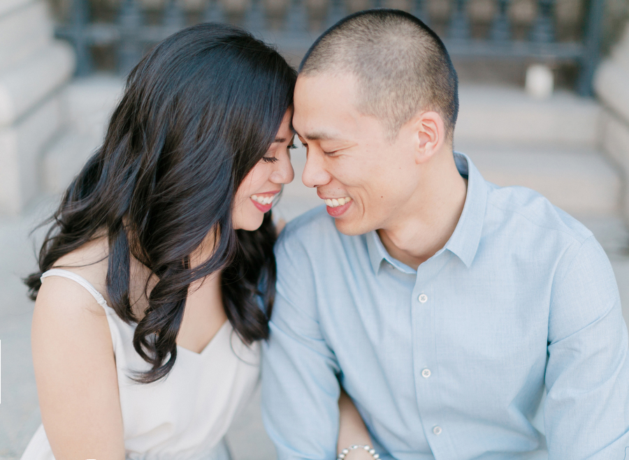 Osgoode Hall Downtown Toronto Engagement | Michelle & Brian | ph