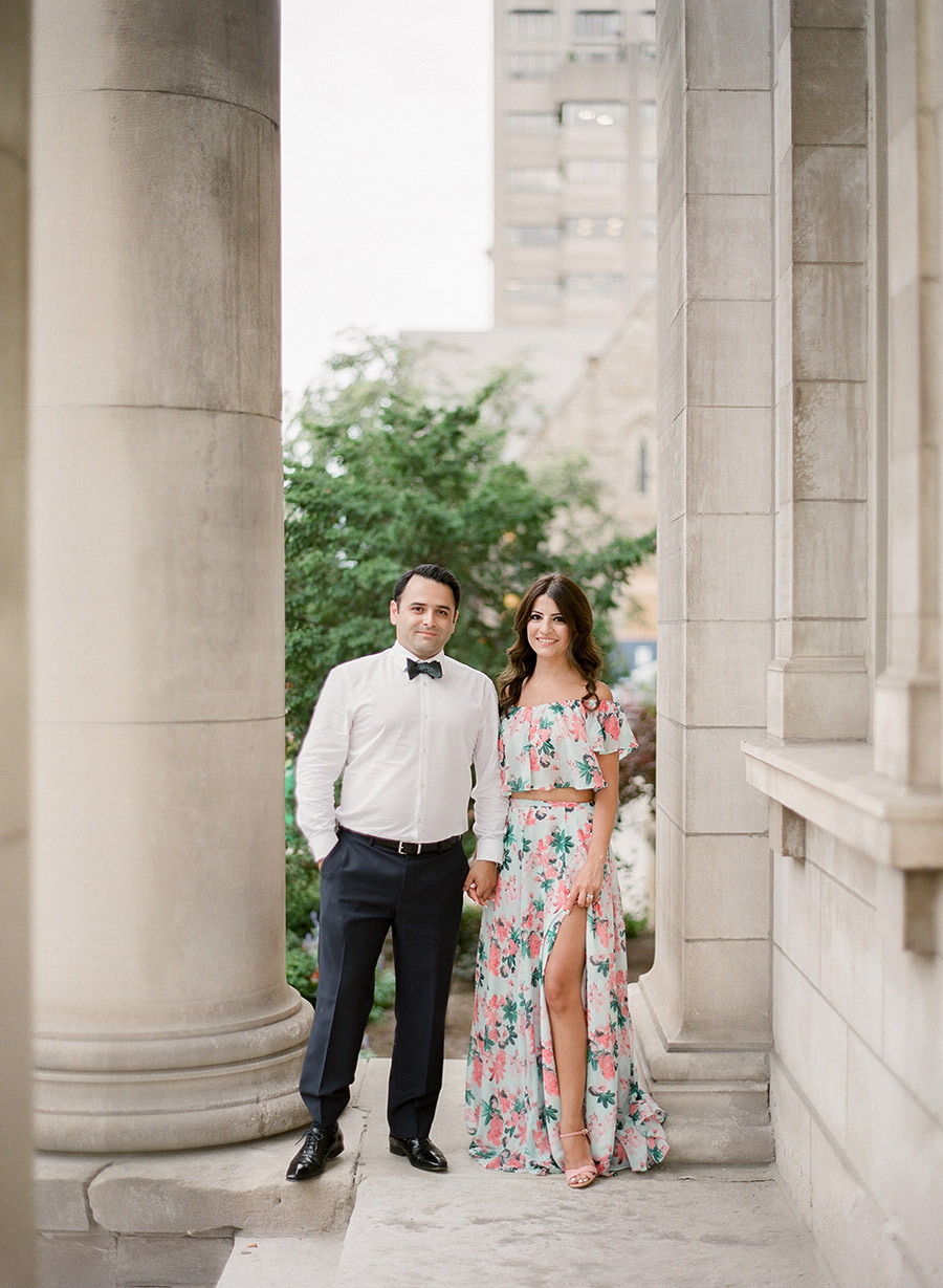 Photo by ARTIESE | Yorkville Anniversary Portraits