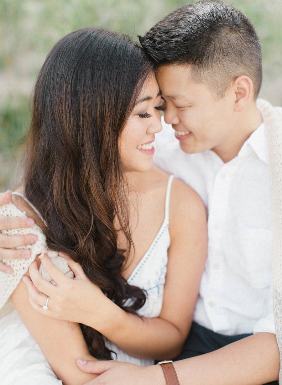 beach engagement, bluffs engagement, destination wedding photographer, scarborough bluffs engagement, toronto wedding photographer