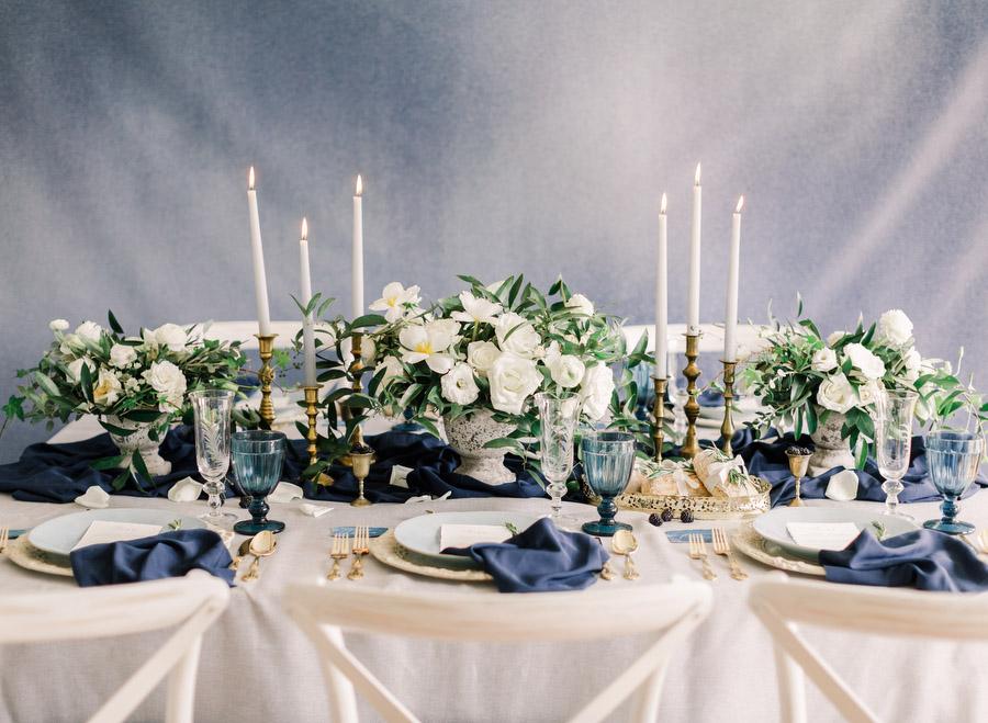 Modern Renaissance Wedding Inspiration   Holcim Waterfront Estate   photo by: ARTIESE